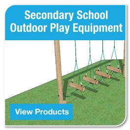 secondary school outdoor play equipment
