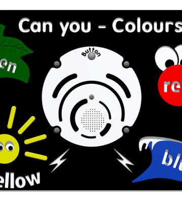 Colours Play Panel