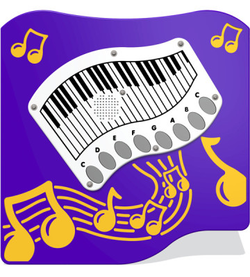 Piano Music Panel