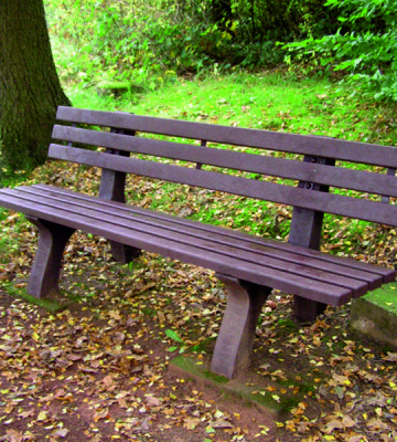 Jacobstowe Recycled Bench
