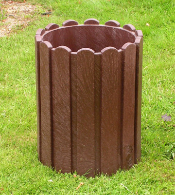 Recycled Waste Bin
