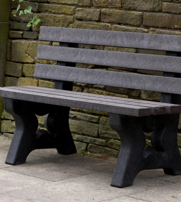 Eclipse Recycled Bench