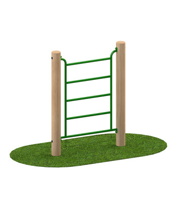Climb Ladder - Render 1