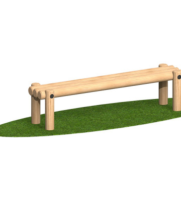 Ifton Bench - Render 1