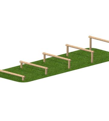 Log Hurdles - Image 1