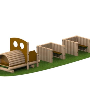 Log Train - Image 1