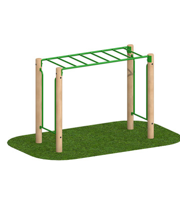 Monkey Bars - Render 1