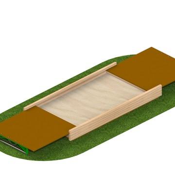 Standard Sandpit - Image 1