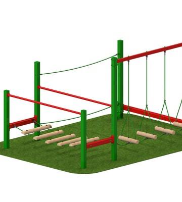 Steel Playframe 1 Image 1