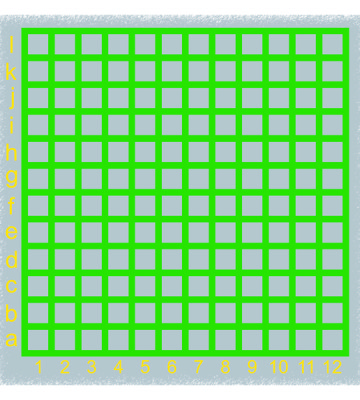 Co-ordinate Grid