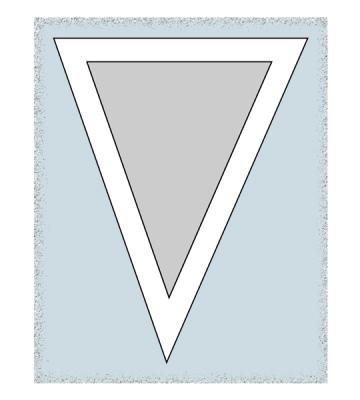 Give Way Triangle