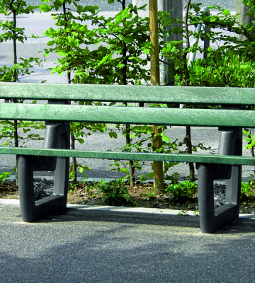 Goodwood Recycled Bench