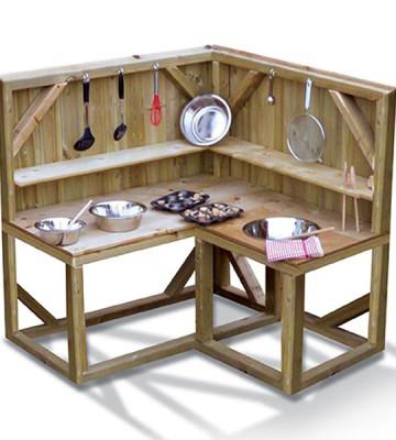 Mud Kitchen - Corner Unit