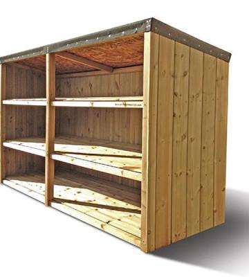 Mud Kitchen - Wood Store