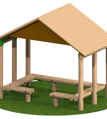 3.0 x 1.9m Shelter