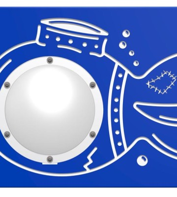 Submarine Play Panel