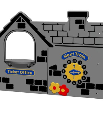 Ticket Office Play Panel