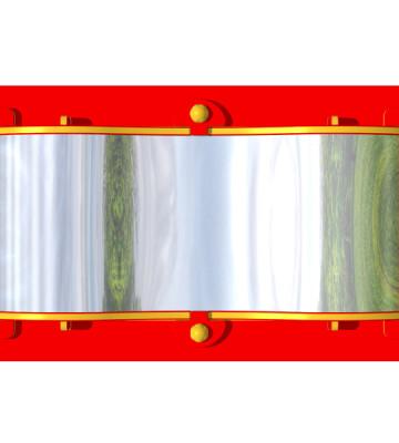 Wobbly Mirror