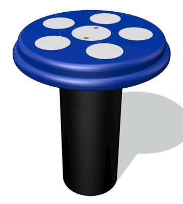 Toadstool Seat Blue