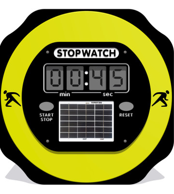 Stop Watch Play Panel