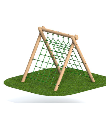 A Frame High With Nets - Image 1