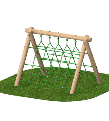 A-Frame Low with Nets - Image 1