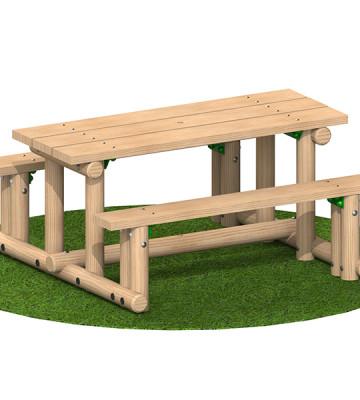 Frankton Picnic Bench - Image 1