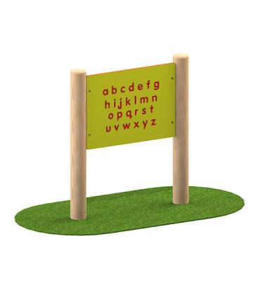 Lower Case Alphabet Play Panel - Image 1