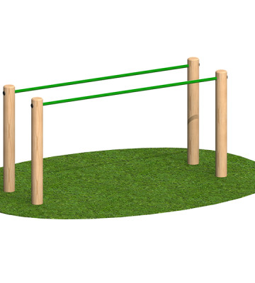 Parallel Bars - Render 1