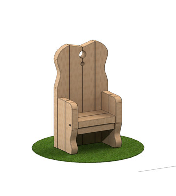 Storytellers chair