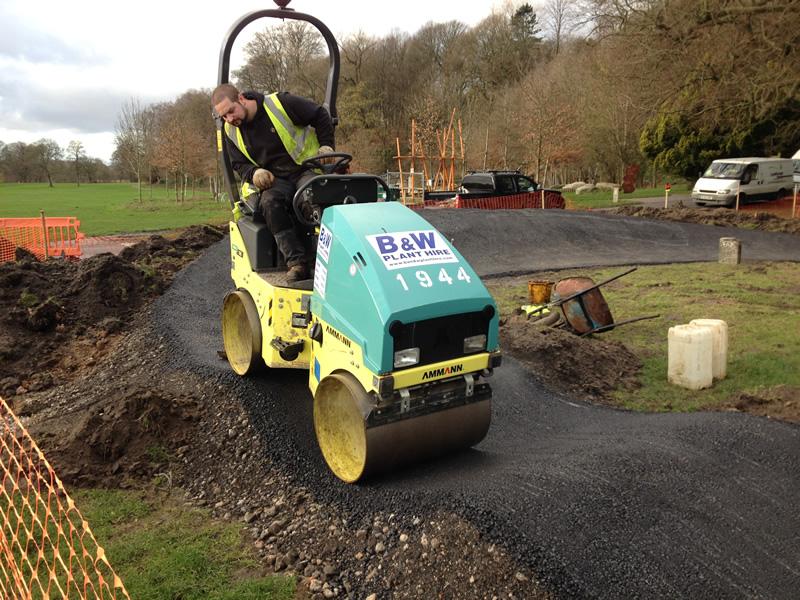 BMX Pump Track at Witton Park