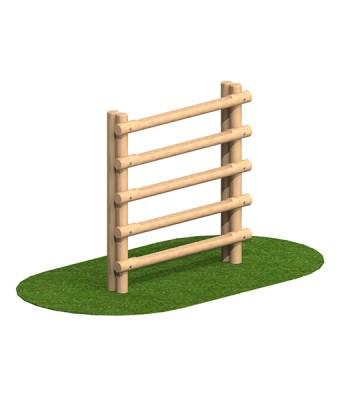 Timber Gate Climber - Render 1
