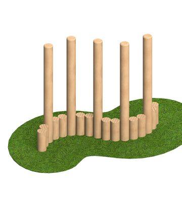 Log Beams